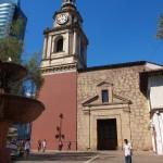 Църквата Сан Франсиско, най-старата в града