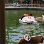 Паркът Кинта Нормал - езерото Ариана :P