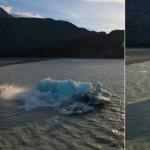 Смъртта на един айсберг