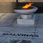 Паметник на жертвите на Фолклендската война