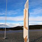 Географският център на Чили, видите ли