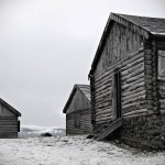 Неприветливо място да прекараш зимата