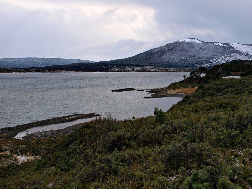 Зимна Патагония