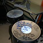 Марио ни помоли да вандализираме барабаните...