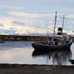 Пристанището на Ушуая