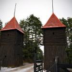 Портите на форт Булнес