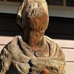 Носовата фигура от Музея на паметта
